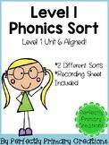 Phonics Word Sort 6: Suffix -s!