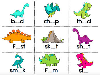 Phonics Word Sorts GROWING BUNDLE