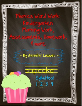 Phonics (Word Work)