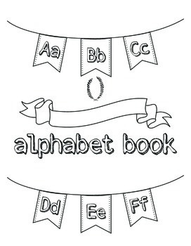 Phonics Word Work ABC Booklet
