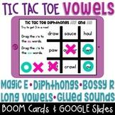 Digital Phonics Games Diphthongs Long Vowels Glued Sounds