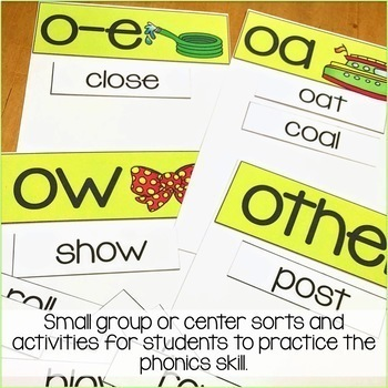 Phonics and Word Work Activities Bundle