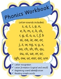 Phonics Workbook 48 sounds