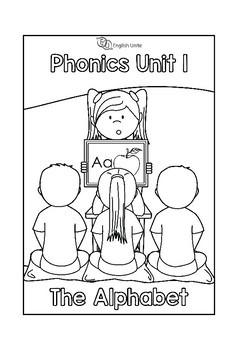 Phonics Workbook Unit 1