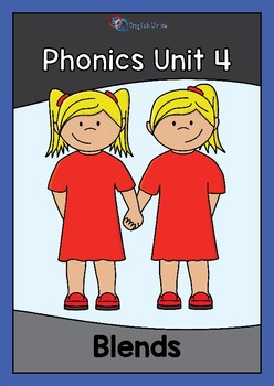 Phonics Workbook Unit 4