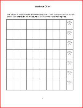 Phonics Workbooks for Reading Fluency
