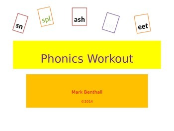 Phonics Workout