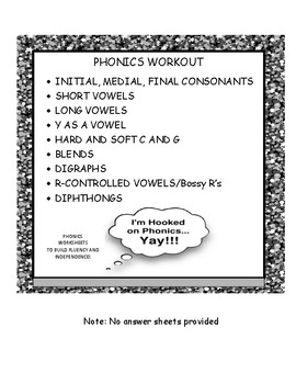 Phonics Workout II