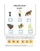 Phonics---Initial Letter Sounds Worksheets M and T for the non-writer