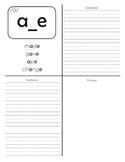 Phonics Worksheets