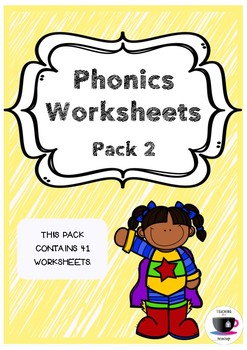 Phonics Worksheets 2 - Jolly Phonics