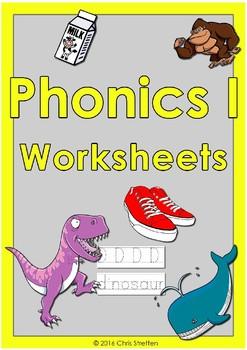 Phonics Worksheets I