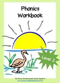 Phonics Worksheets Level 2