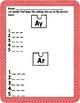 Phonics Worksheets Puzzle Pieces: Freebie