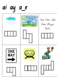 Phonics Worksheets Set 4