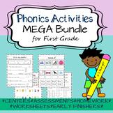 Phonics Bundle for First Grade