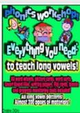 Phonics Workshop - All the Long Vowels!
