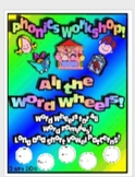 Phonics Workshop - All the word wheels!