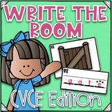 Phonics Write the Room~ CVCE Write the Room- Orton Gillingham Style