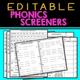 Phonics Screeners