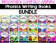 Phonics Writing Books Bundle
