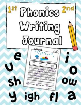 Phonics Writing Journal