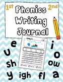 Phonics Writing Journal