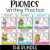 Phonics Writing Practice (THE BUNDLE)
