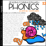 Phonics - LONG A - ai and ay - Reading Foundational Skills