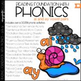 Phonics - LONG A - ai and ay - Reading Foundational Skills