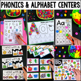 Phonics and Alphabet Centers