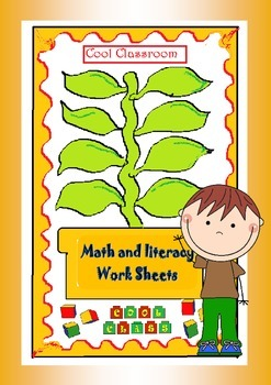 Literacy and Numeracy work sheets  for ASD kids     (Unit 2)