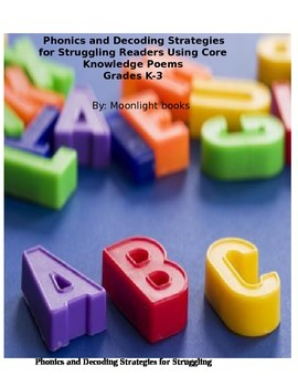 Phonics and Decoding Strategies for Struggling Readers