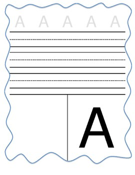 Phonics and Handwriting Review Pack
