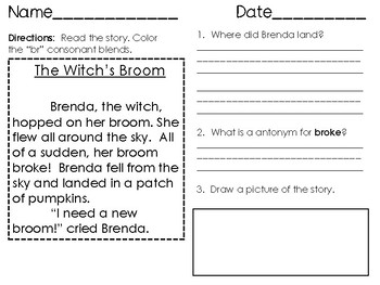 Phonics and Reading Comprehension