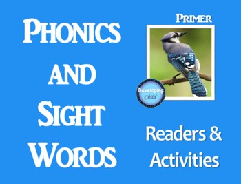 Phonics and Sight Words: Primer