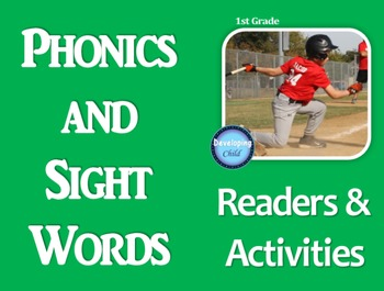 Phonics and Sight Words: First Grade