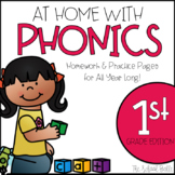 Phonics and Spelling Pattern Homework and Practice Pages f