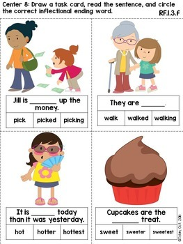 Phonics and Word Recognition- RF1.3
