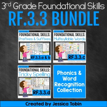 Phonics and Word Recognition- RF3.3