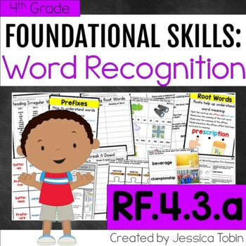 Phonics and Word Recognition- RF4.3- 4th Grade