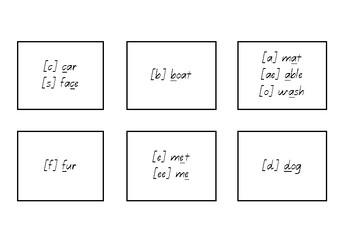 Phonics flash cards_Twoeclecticteachers
