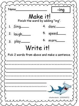 Phonics fluency passages and activities