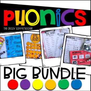 Phonics for BIG KIDS