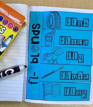 Phonics for BIG KIDS - S Blends