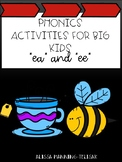 Phonics for Big Kids (ea/ee)