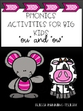 Phonics for Big Kids (ou/ow)