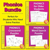 Phonics for Older Students {Bundle}