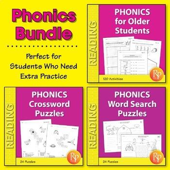 Phonics for Older Students {Bundle}