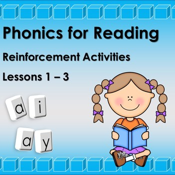 Phonics for Reading! Extra Practice PowerPoint! Fun! Engaging! Effective!